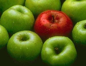 manzana sanadora